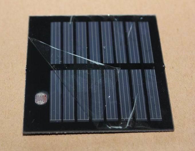 1W Pet Solar Panel
