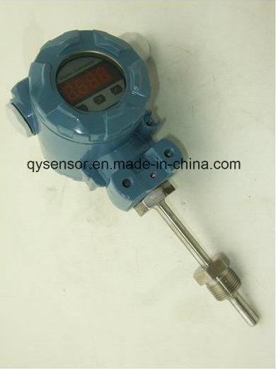 Digital Display Temperature Sensor Transmitter PT100
