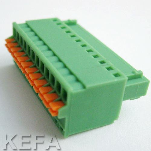 Screwless Terminal Block Kf2edgkd-2.5