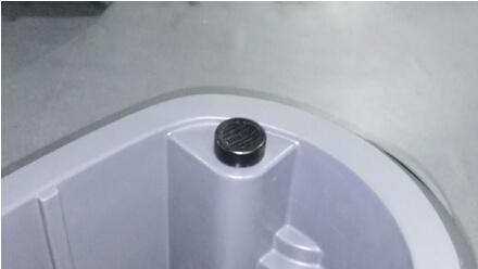 Dycon Floor Scrubber (FS20) on Hard F; Loor