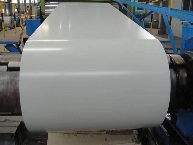 Prepainted Steel Coil to Poland