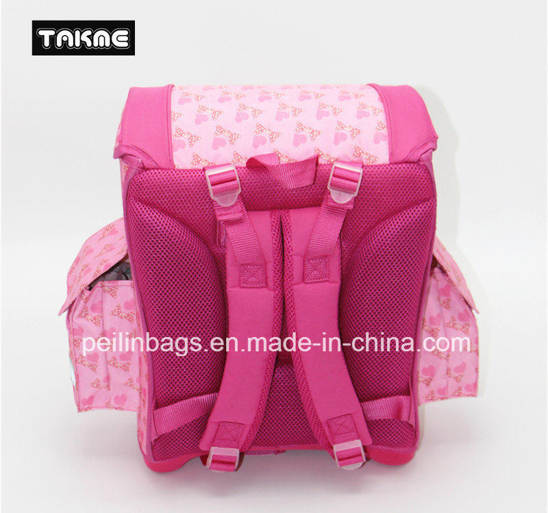 Cartoon Printing EVA Backpack Bag for Children School