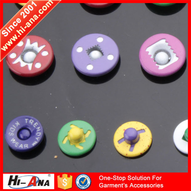 Strict QC 100% Good Price Metal Rivets for Clothing