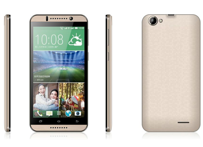Mtk6582 Chip Quad Core Mobile Phone, 5.5inch IPS Screen 3G Smart Phones