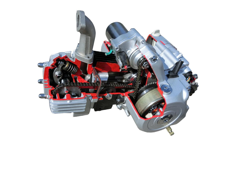 110cc Motorcycle Cub Engine (C110)