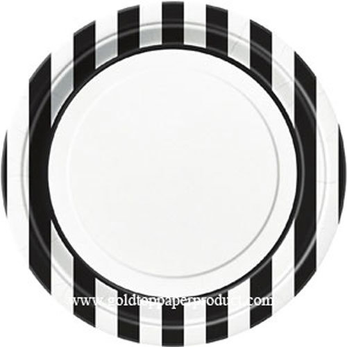 "Disposable Paper Plates 18cm, 23cm and 26cm 7"" 9"""
