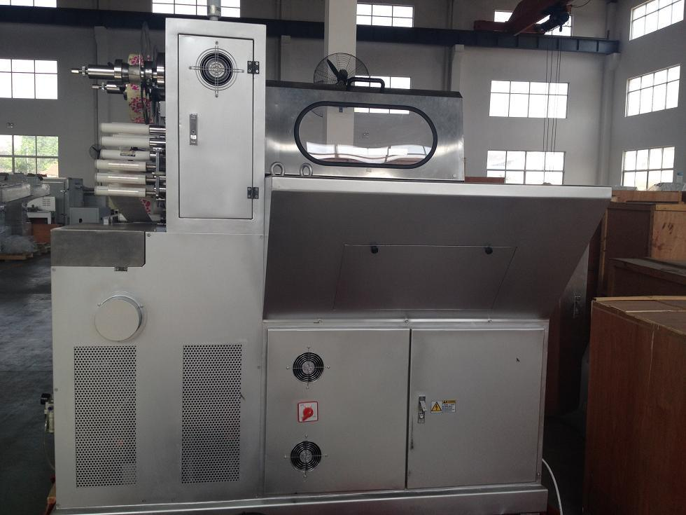 WBB-400 High Speed Lollipop Wrapping Machine