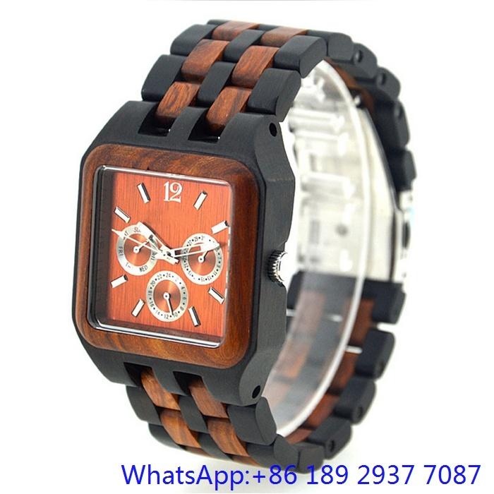 Hot-Fashion Wooden Watches, Pop Styles Ja-15066