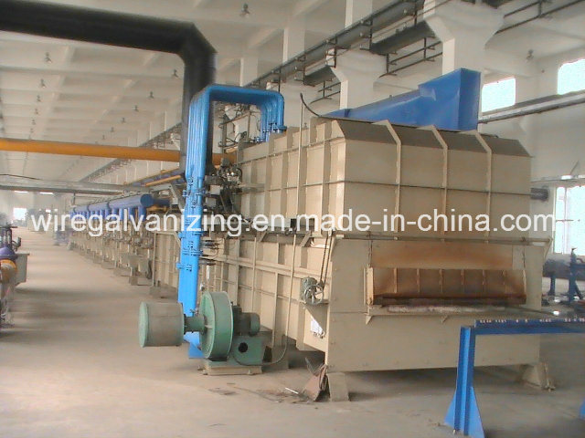 Wuxi Manufacturer Annealing Furnace Used for Steel Tyre Cord