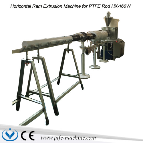 PTFE Rod RAM Extrusion Machine Hx-160W