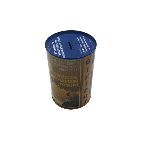 Piggy Bank Tin Coin Box Wholesale Custom Printing Money Box