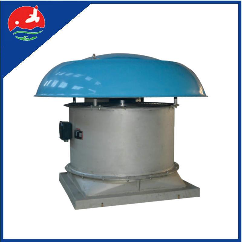 HTF-III Series Rooftop Fire Smoke Axial Fan
