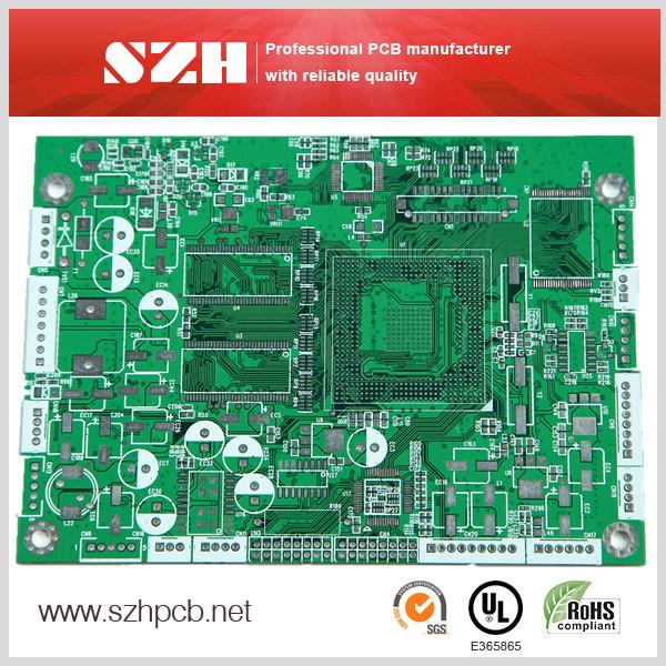 Clone Control Converter Rigid PCB Board