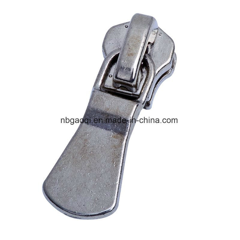 Fashion OEM Customized Metal Zipper Puller & Slider