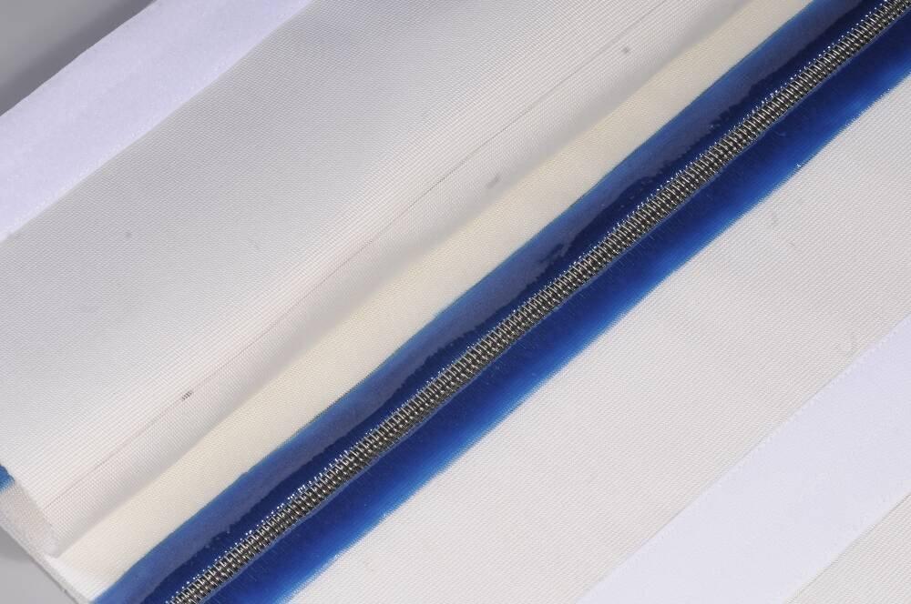 Sludge / Slurry / Mud Dewatering Belt Filter Press Filter Fabrics