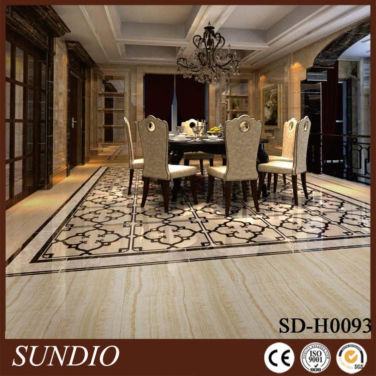 Euro Style Marble Look Ceramic Tile Porcelain Flooring Tile
