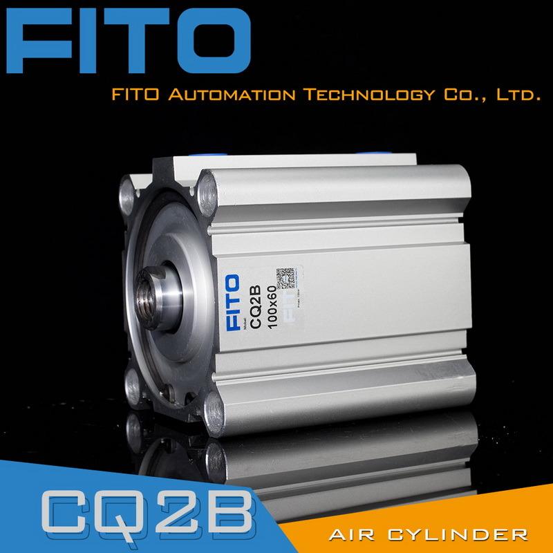 SMC Type Cq2 Series High Quality Pneumatic Cylinder