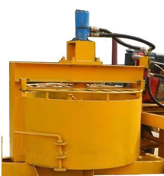 Qts1-20m Mobile Hydraulic Interlocking Clay Brick Machine
