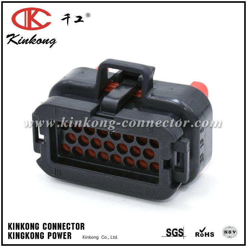 China Waterproof 23 Way Automotive Connector