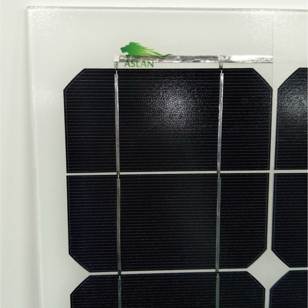 100W Mono Solar Panel for Solar Home System