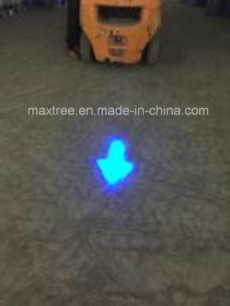 Blue Spot Safety Warning Light Toyota Forklift Safety Light