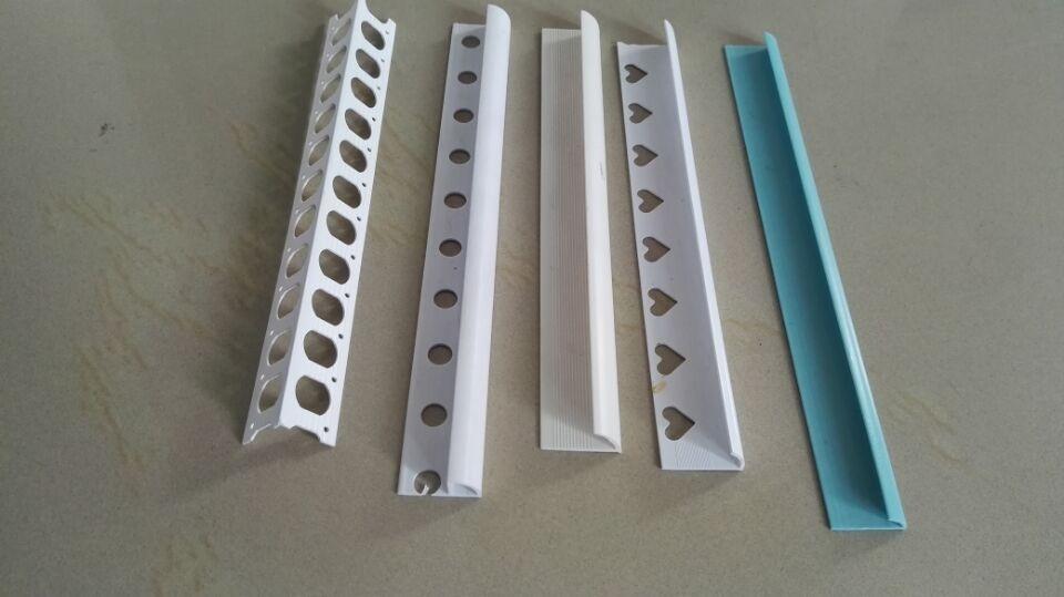 UPVC Tile Trims Profile Trimmings