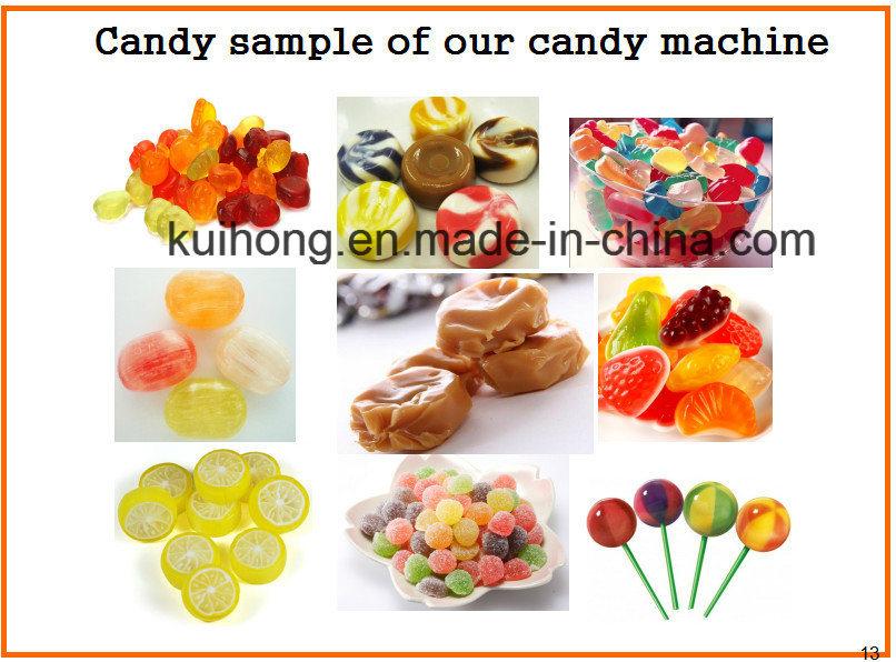 Kh 150-600 Small Hard Candy Making Machine