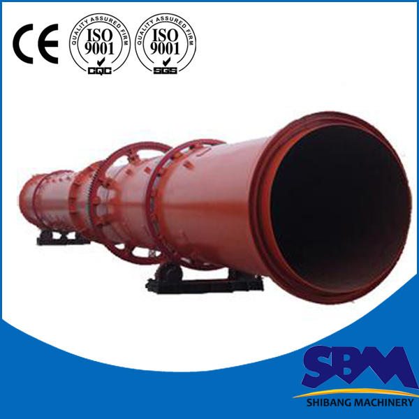 2017 High Performance Small Cement Dryer