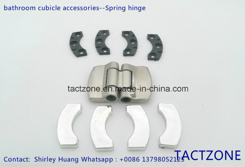Hot Selling Toilet Cubicle Heavy Duty Cabinet Zinc Alloy Spring Hinge