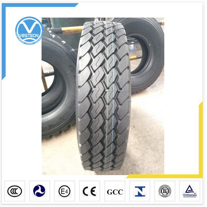 Truck Tire 315/80r22.5 with Certificate ISO, DOT, ECE