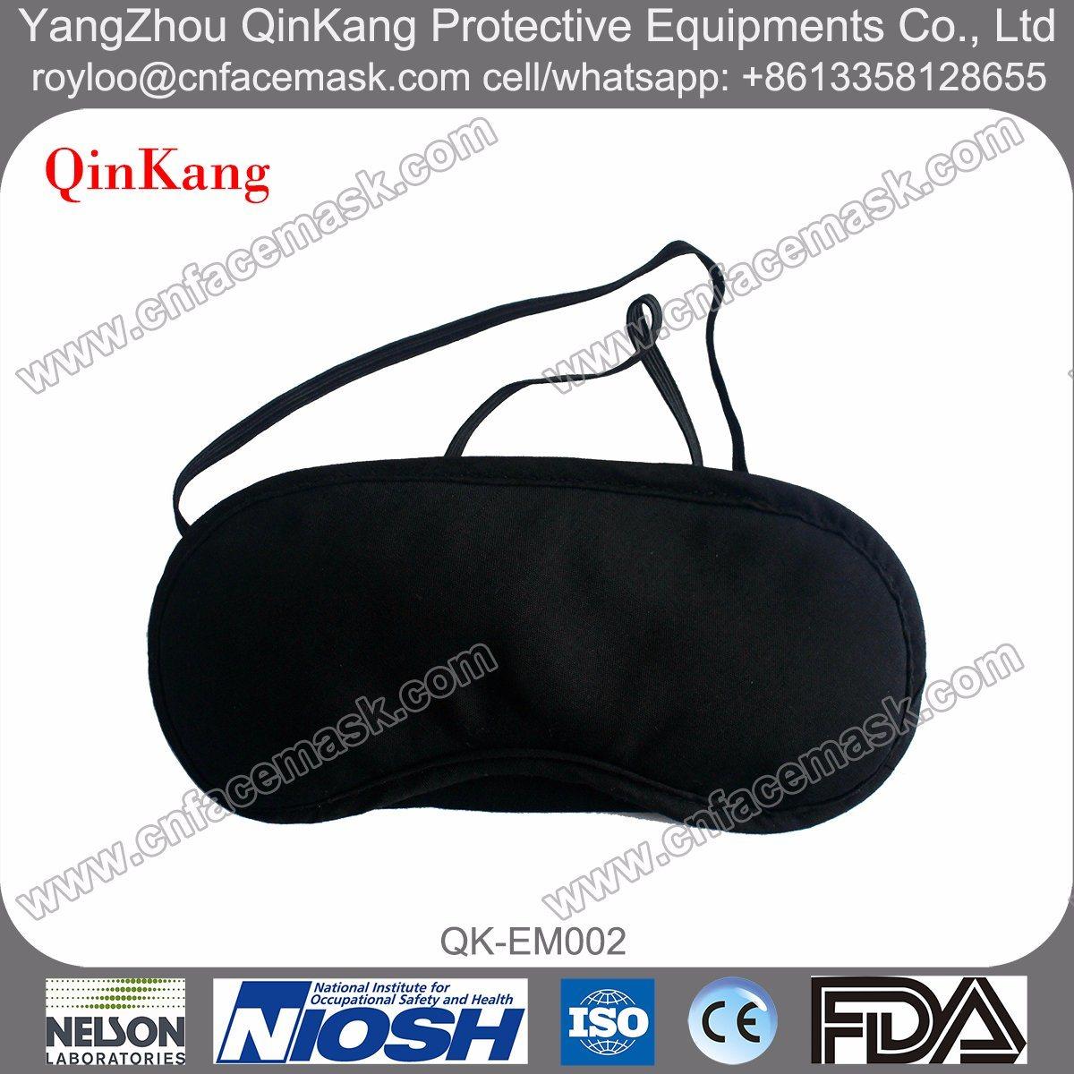 Easy Sleep Cotton Fabric Eye Mask/Eyepatch for Airline