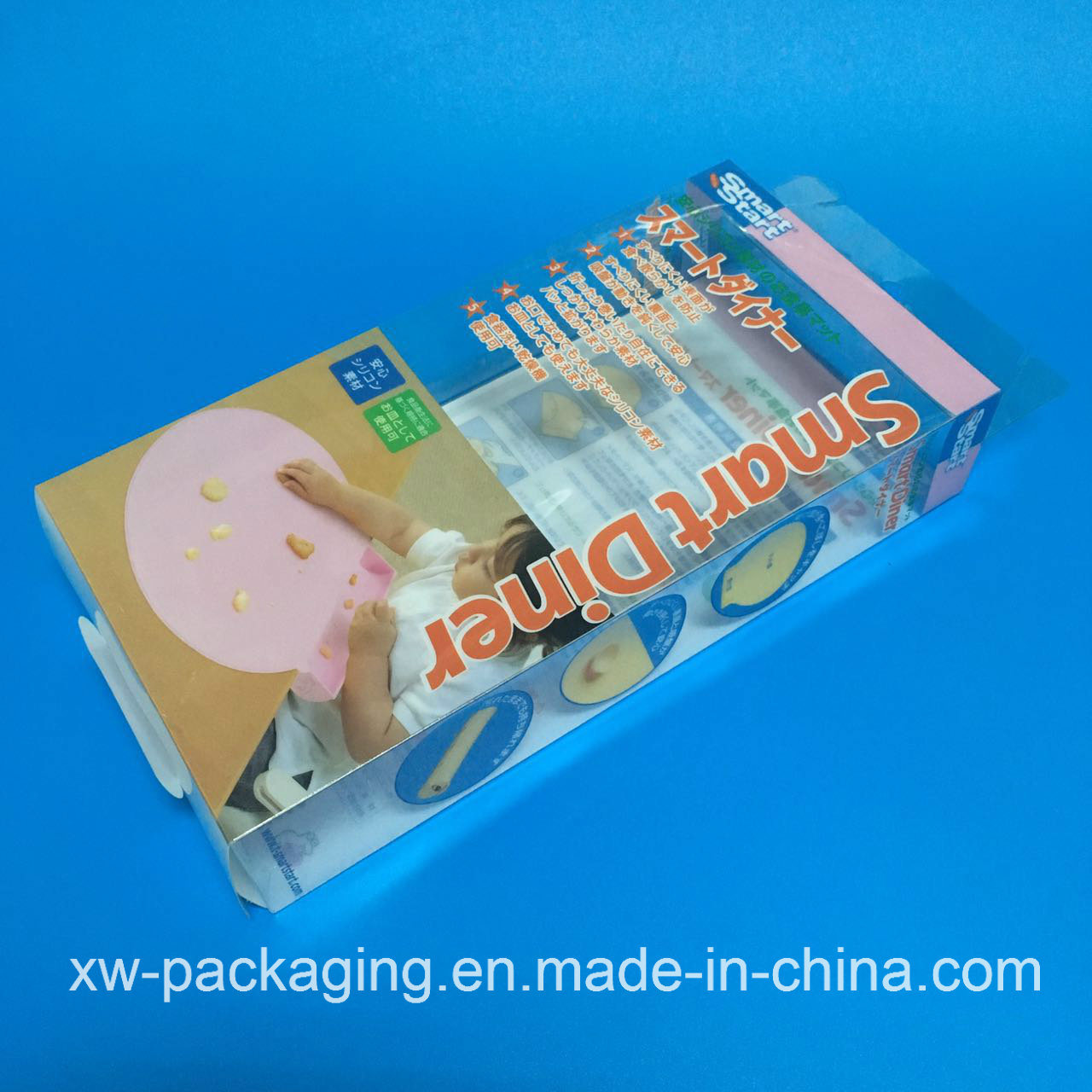 Hot Sale Plastic Box for Blister Packaging