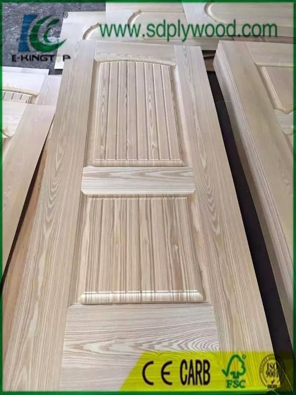 HDF Mould Door Skin with Veneer
