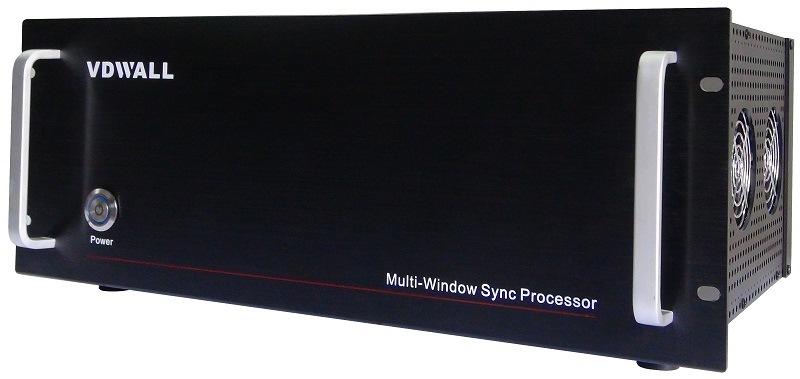 Vdwall LED Video Multi-Window Sync Processor Lvp86xx