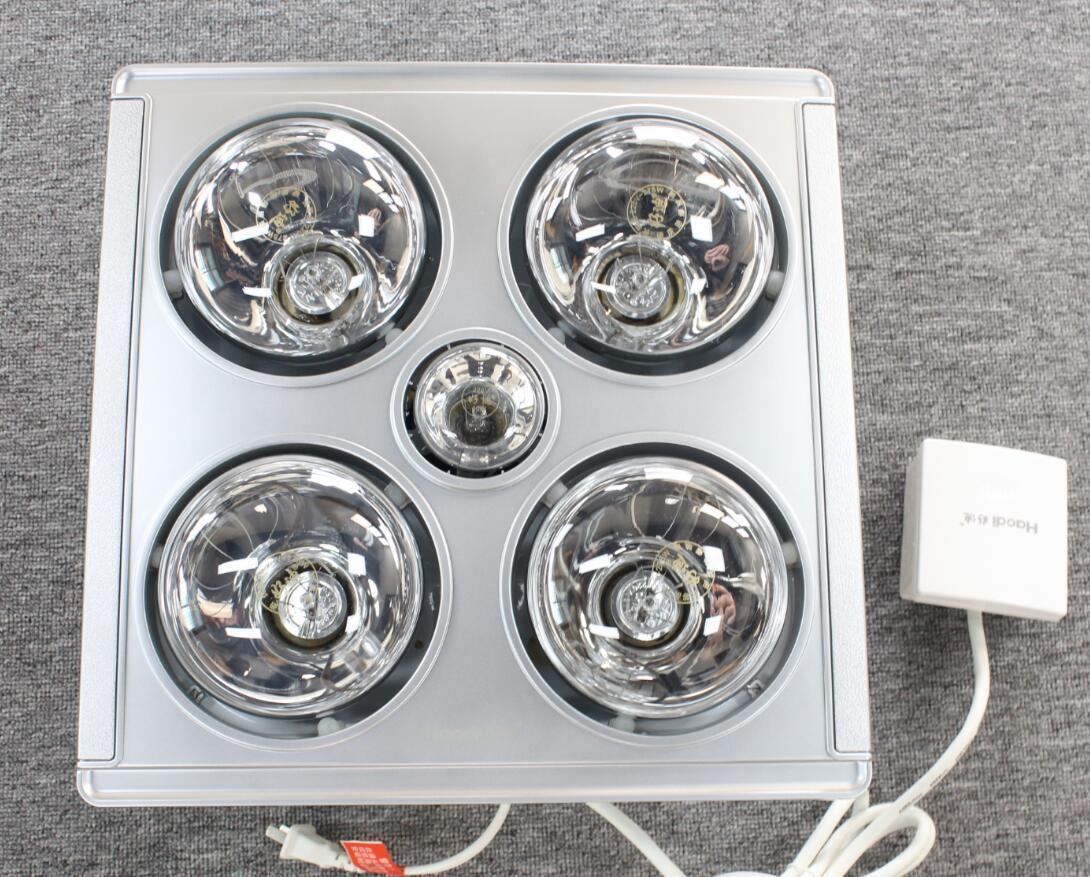 4 Lamp Bathroom Heater