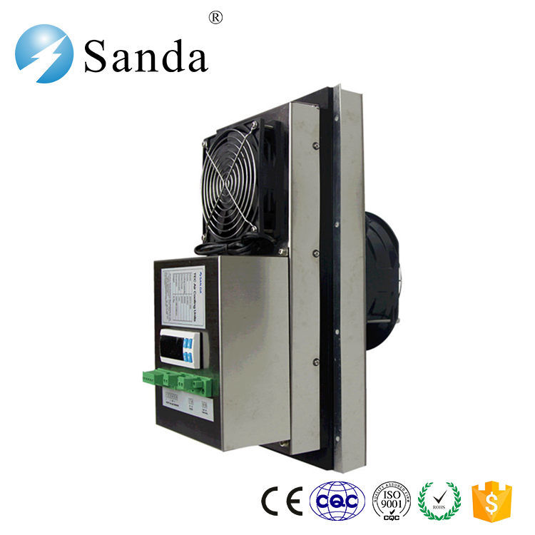 Semiconductor Air Conditioner with Stainless Steel Case for Kiosk Cooling