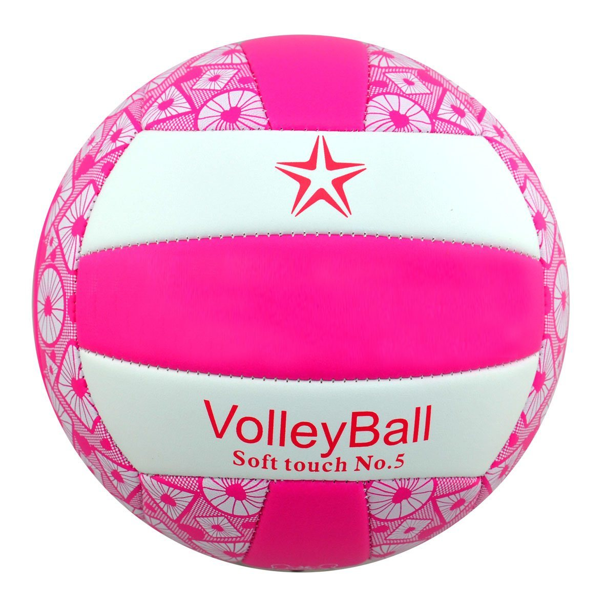 5#PVC PU Machine Stitching Volleyball