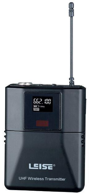 Ls-Q6 Four Channels Digital Audio UHF Wireless Microphone