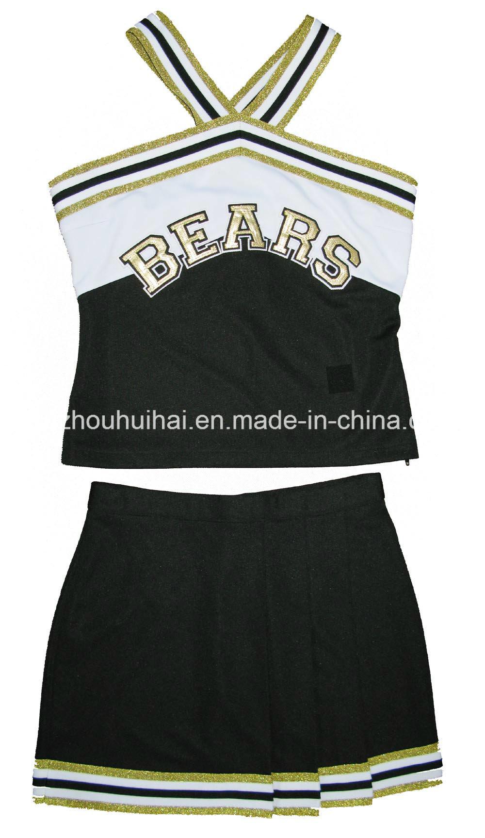 Custom Cheerleading Uniforms (U90305)