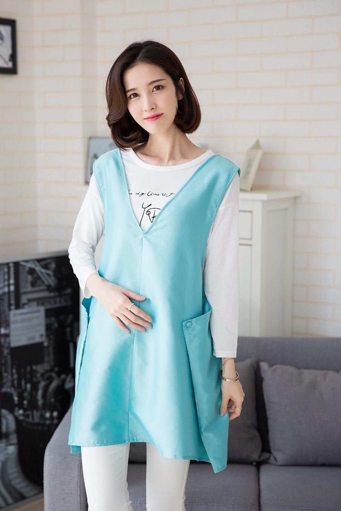 2017 Pma Silver Fiber Anti-Radiation Maternity Clothes