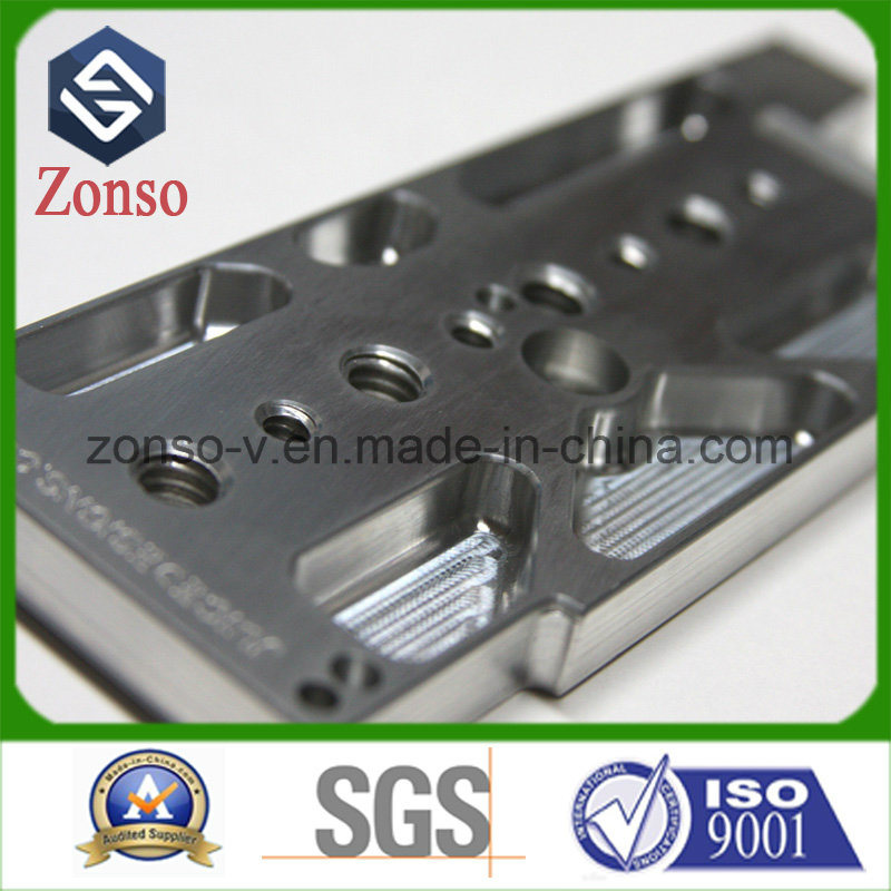 Precision Aluminum Stainless Steel Auto Spare Components CNC Machining Parts