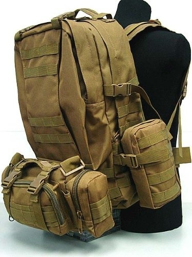 Camelpack Tactical Molle Assault Backpack (WS20086)
