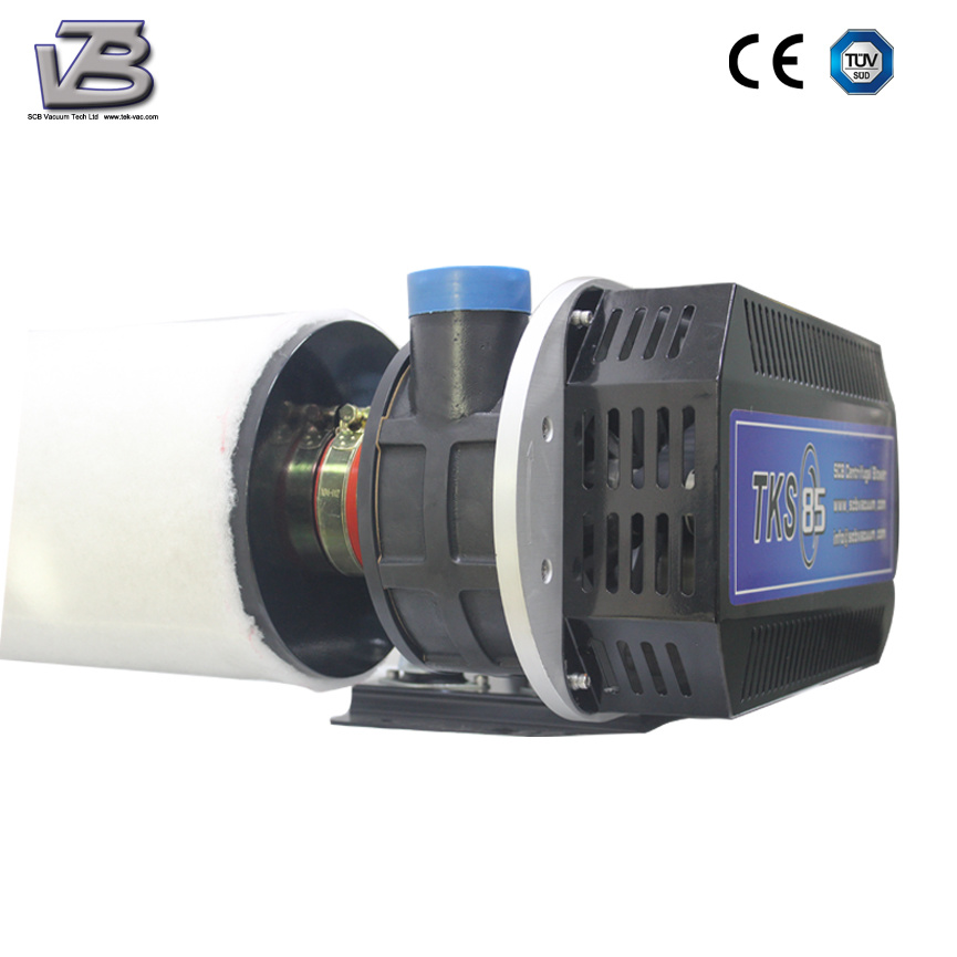 High Speed Vacuum Belt-Driven Blower for Air Drying System