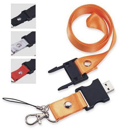 USB Pen Lanyard Pendrive USB Flash Driver Flash Disk