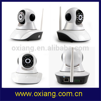 Automatic Remote Control IP Camera DVR