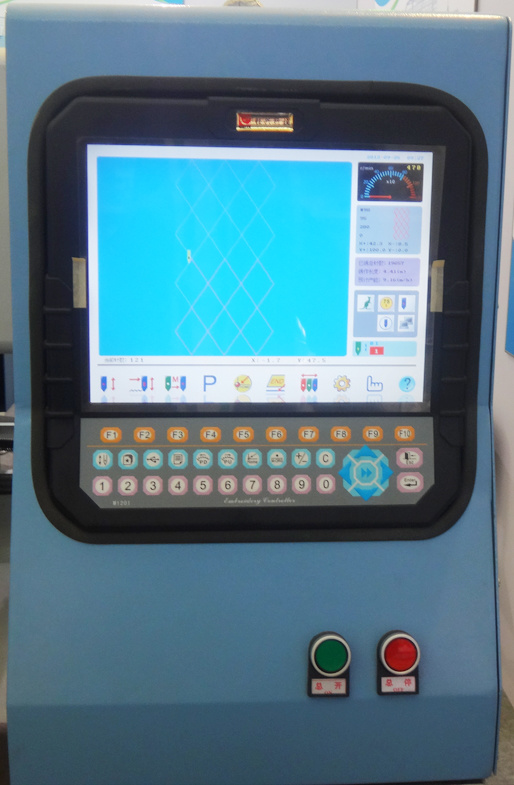Garment Handbags Quilting Embroidery Machine Computerized