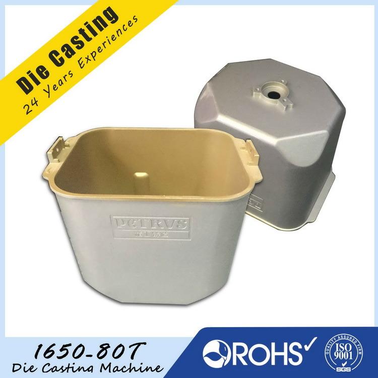 Customized Aluminum Die Casting of Home Appliance Cooker Inner Pot