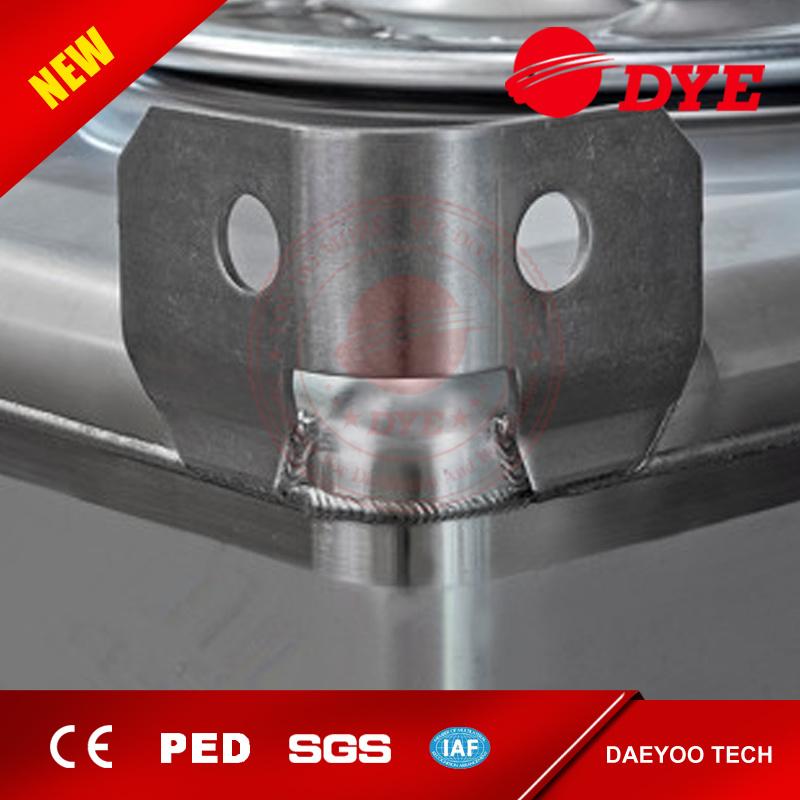 Made in China Stainless Steel Tank, Storage Water Tank, Rectangular Beer Fermentation Tank