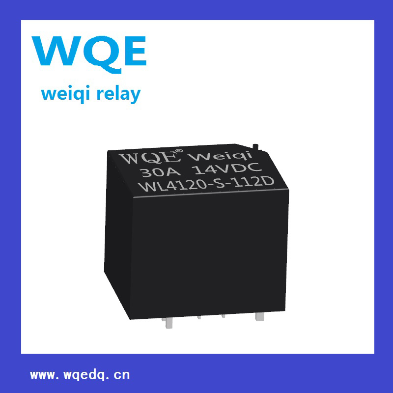 (WL4120) Miniature Size Automotive Relay Suit for Automation Systems, Automotive Intelligent Systems