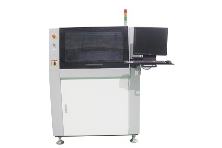 Three Axis The Pneumatic Dispensing Machine for Automatic Needle Device